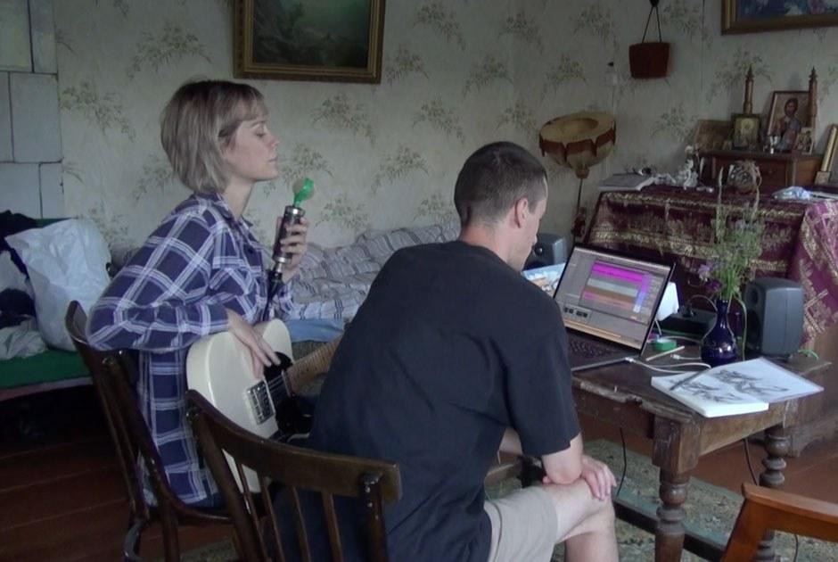 «Косая гора» — новая группа Яны Кедриной и Жени Фадеева