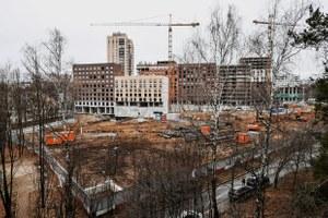 Многоэтажная Москва: Какжители Кунцева борются против высотной застройки