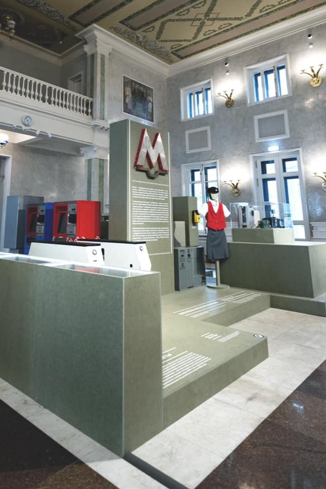 Музей транспорта Москвы открыл лекторий наВДНХ