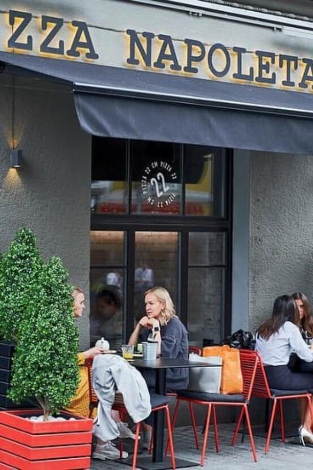 Три заведения изРоссии вошли врейтинг лучших пиццерий вЕвропе