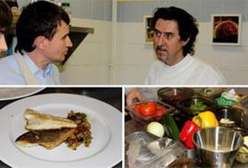 Время есть: Репортаж с мастер-класса в кулинарном ателье Comme Un Chef ресторана Carre Blanc