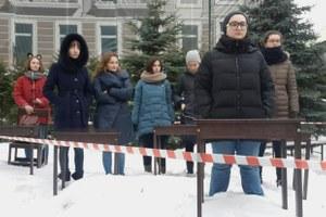Студенты и преподаватели ГИТИСа— оскандале ввузе