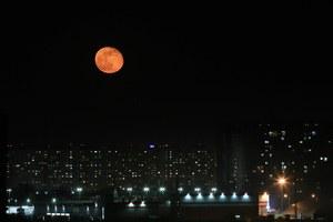 Кровавая луна надМосквой