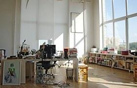 Офис креативного агентства IQMarketing
