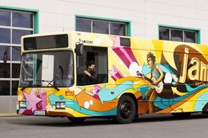 Как превратить городской автобус встудию звукозаписи