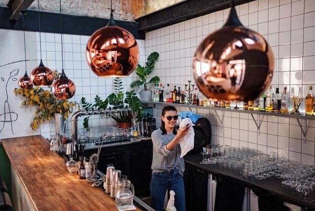 Apollo bar: Новое место в Краснодаре