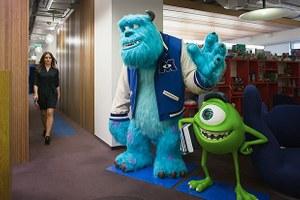 Как работают в Disney