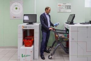 Кибермаркет: Какустроен магазин-лаборатория «Пятерочка»