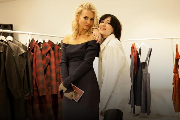 Презентация коллекции одежды Валерии Шаповаловой и Ikra во Владивостоке