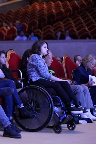 ВМоскве пройдет кинофестиваль ожизни людей синвалидностью