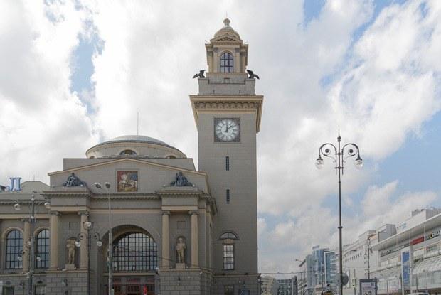 «Я работаю на Киевском вокзале»