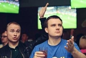 Где смотрят футбол живущие вМоскве немцы, французы, бразильцы иголландцы