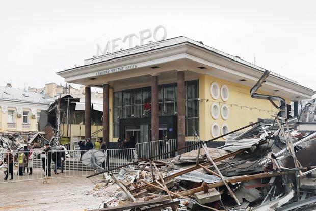 Урбанист Пётр Иванов— отом, зачем вМоскве сносят торговые павильоны