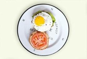 Завтракидома: Утренний бургер изкафе TheBurgerBrothers