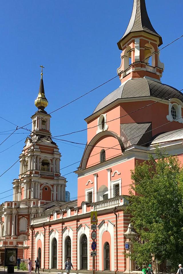 Церковь апостолов Петра иПавла отреставрируют