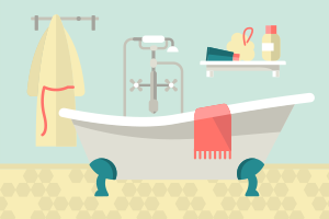 Гид The Village: Как обустроить ванную комнату
