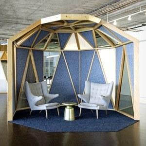 Новые подходы корганизации офисного пространства