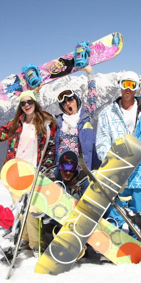 Сочи принял за зимние каникулы 270 тысяч туристов