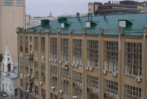 «Я работаю в здании Центрального телеграфа»