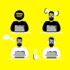 Племя, бригада, гильдия: Как Spotify превратился из стартапа в компанию