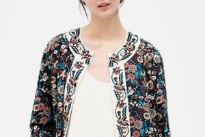 Цветочный принт: Женская одежда иаксессуары