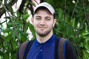 Внешний вид (Петербург): Артем Тиунов, проектировщик и дизайнер интерфейсов вJetBrains
