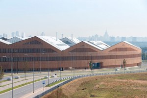 Российские архитектурные проекты вшорт-листе Building ofthe Year Awards
