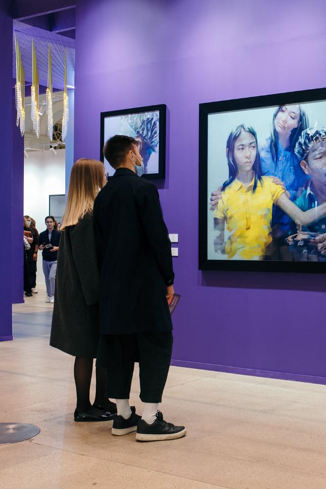 В «Манеже» покажут работы современных художников иучастников фестиваля Artlife