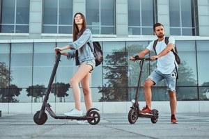 Сколько пешеходов в Сочи не чувствуют себя  в безопасности из-за самокатов и велосипедов