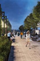 На Новорязанской улице откроется гастрономический квартал