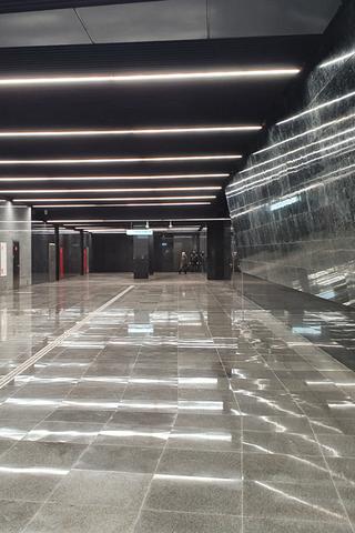 Между станциями «Петровский парк» и«Динамо» появился подземный переход