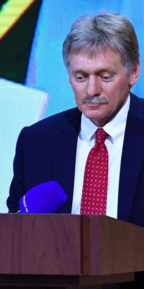 «Вкошки-мышки нискем мыиграть небудем»— Дмитрий Песков оновой акции вподдержку Навального