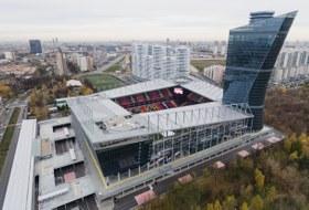 Самый необычный стадион Москвы