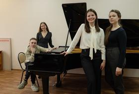 Как студенты Нижегородской консерватории организовывают благотворительные концерты