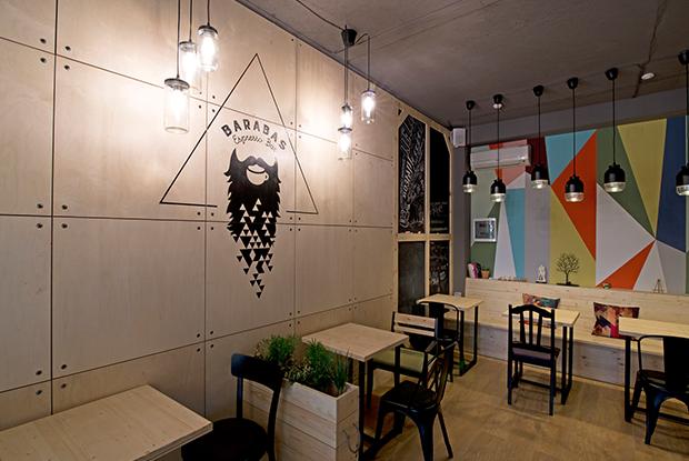 Barabas Espresso Bar в Адлере и на «Роза Хутор»
