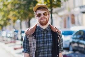 Внешний вид (Петербург): Роман Романов, диджитал-продюсер в Indee Interactive