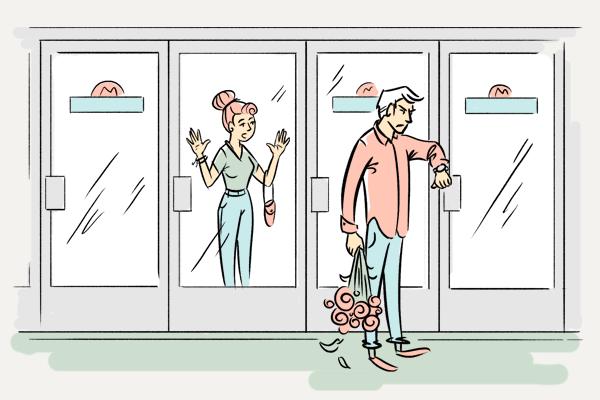 Почему некоторые вестибюли метро закрываются раньше часа ночи?