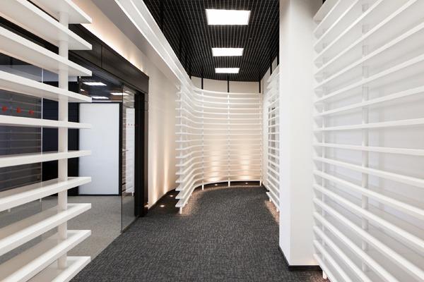 Офис ломоперерабатывающего предприятия «Мера»