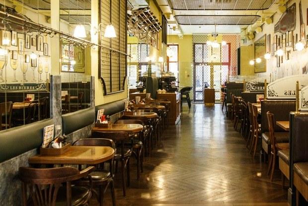 Карт-бланш: Бельгийская пивная «Траппист» вБольшом Черкасском