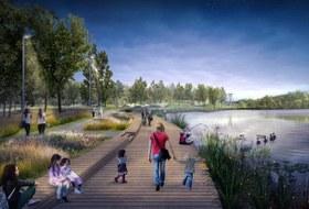 Как будет выглядеть парк уКапотни попроекту Wowhaus