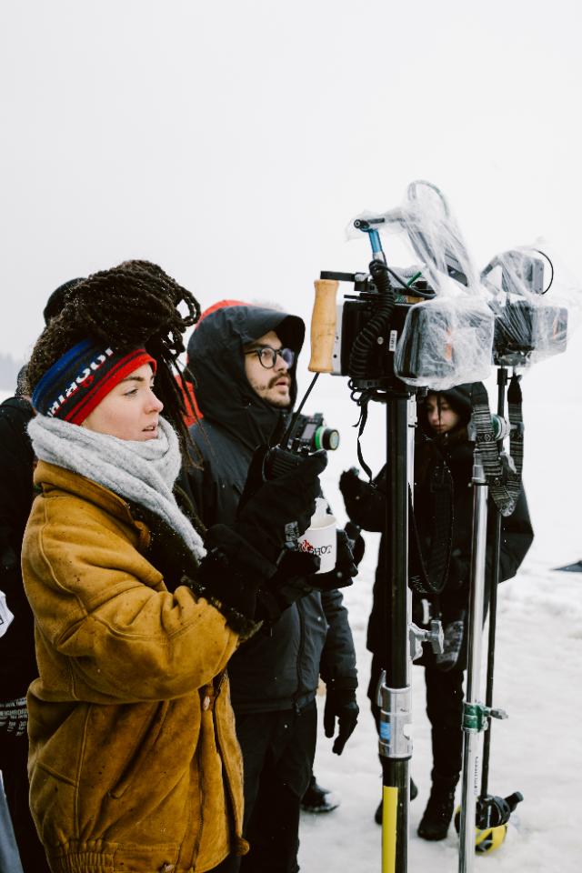 Режиссеры клипов «Аигел» ирекламных кампаний Reebok объединились вагентство