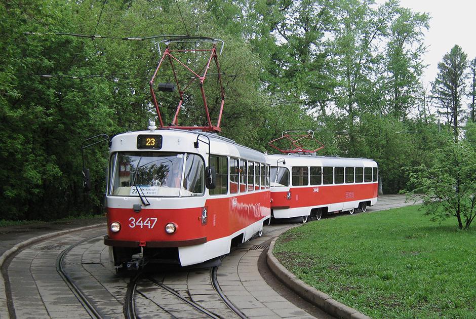 Прощание с«Татрами». ИзМосквы уберут легендарные чешские трамваи
