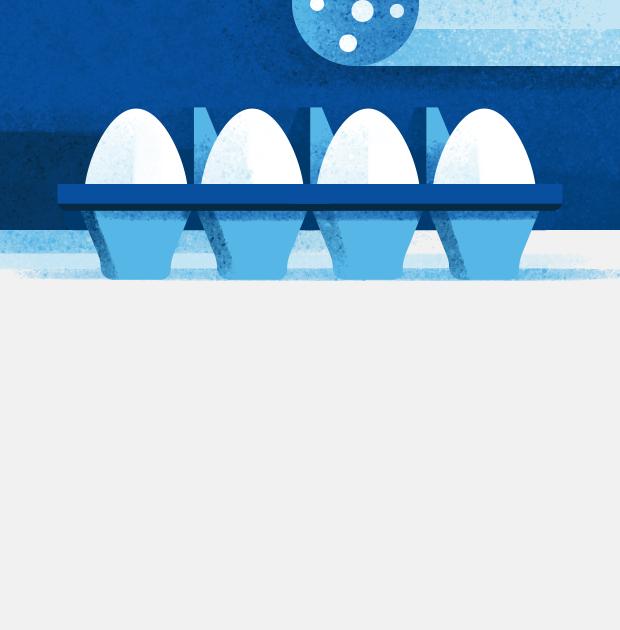 Правдали, что одно яйцо содержит столькоже жиров, сколько 1/2фунта мяса?