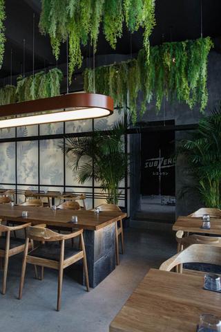 Суши-бистро Subzero проведет азиатские вечеринки с баром El Copitas