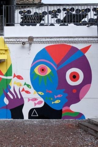 Artplay объявил конкурс насоздание эскиза граффити