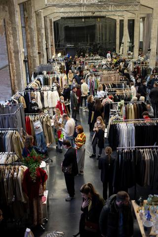 Мужской Vintage Marketplace пройдет 21февраля в«Стрелке»