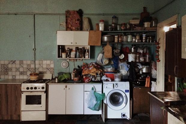 Как я самоизолируюсь вкоммунальной квартире