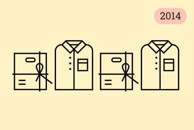30 магазинов исайтов, открывшихся в2014году