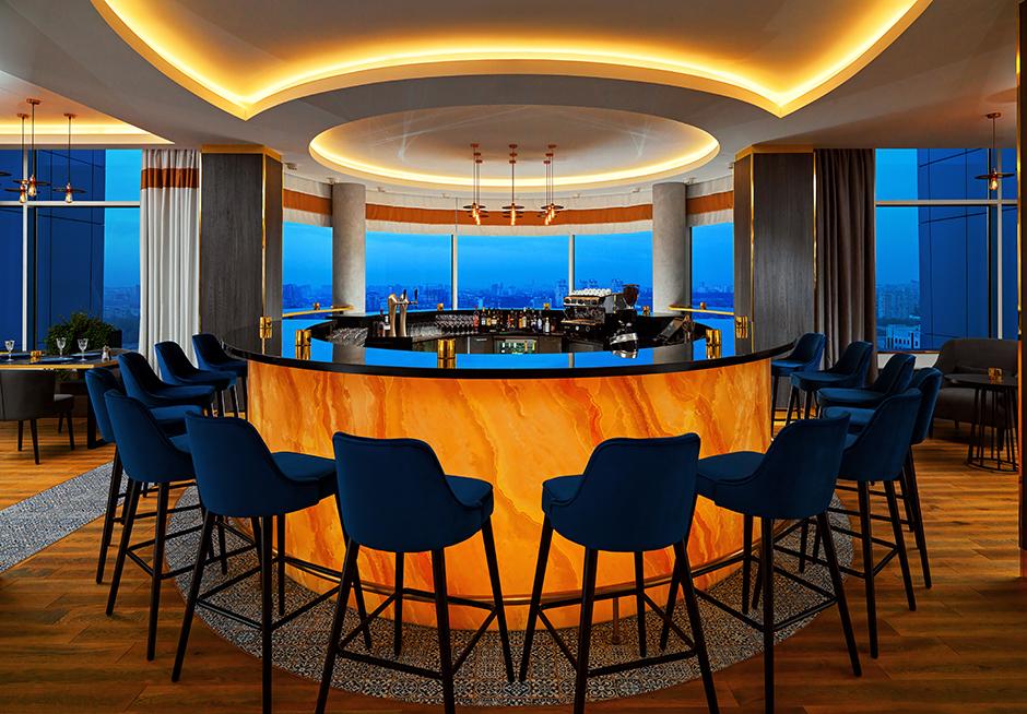 Pompano: самый высокий панорамный ресторан Краснодара