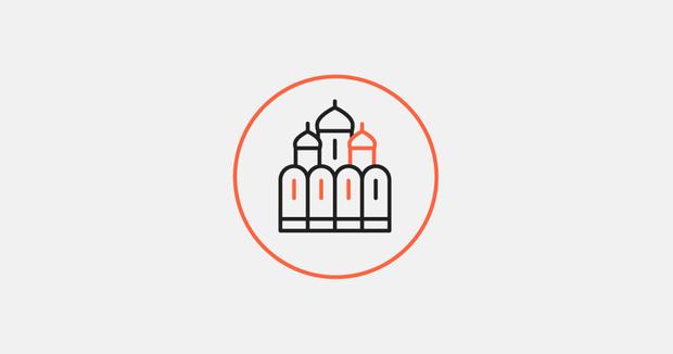 Храм-на-Драме на пасхальном куличе весом почти 4 тонны